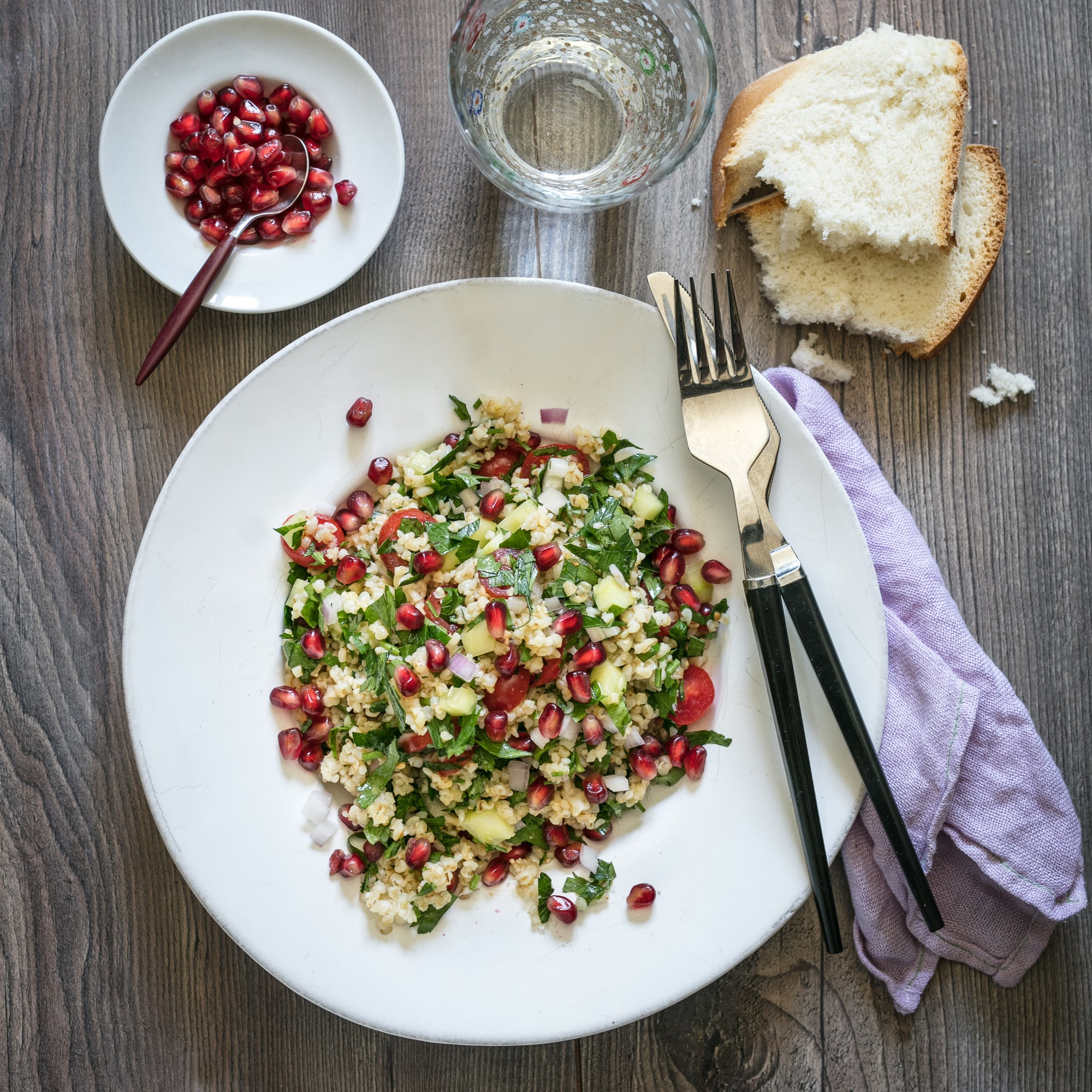 IB Bulgur Salad