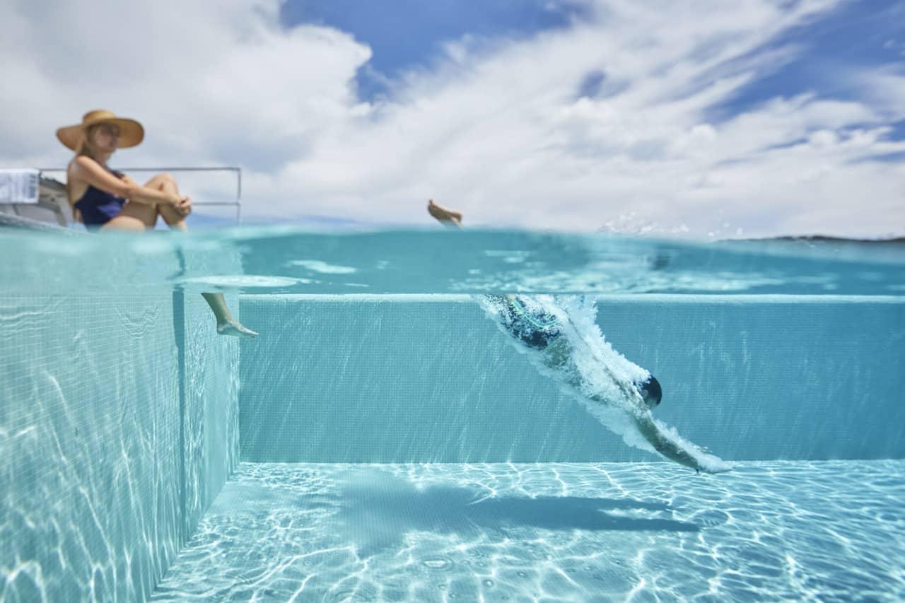 Il Leccio Pool